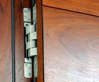 Custom Door Concealed Hinges