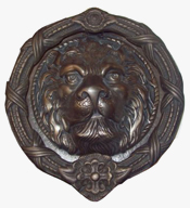 Borano Oil Rubbed Door Knocker