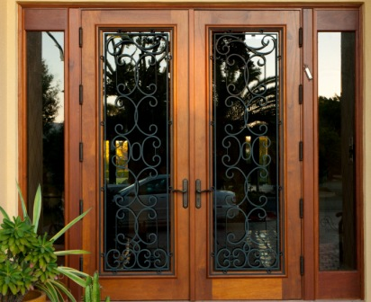 Custom Mahogany Doors And High Impact Entrance Doors Ranging From French To Carved Church Doors