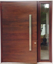 Modern Vertical Door Pull