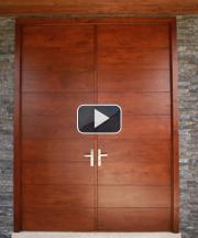 Modern Doors & Our Customer Service : Exterior Residential Doors : Custom Exterior ...