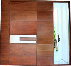 Modern Doors & custom mahogany doors and high impact entrance doors ranging from ...