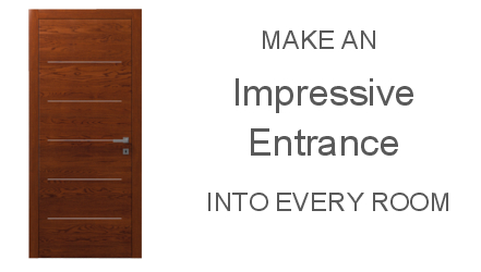 Custom Mahogany Doors ...
