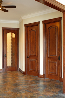 Mahogany interior doors custom mahogany doors for Mahogany interior doors
